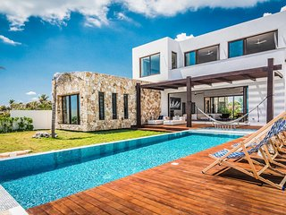 Villa Amara - State of the Art Luxury Tulum Beach Villa
