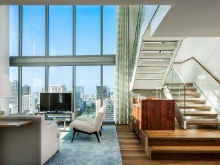 Ritz-Carlton Residences Waikiki - 4 Bedroom Grand Ocean View