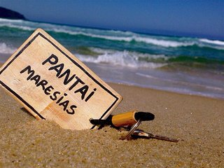 Pousada Pantai Maresias (Chale Duplex)