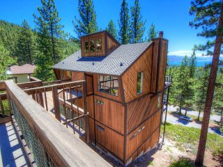 Stunning Incline Village with Breathtaking Lake Views and Hot Tub ~ RA45218
