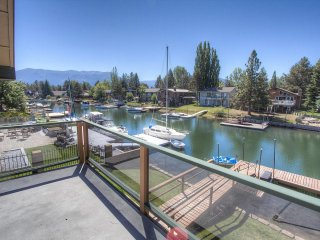 Tahoe Keys Home Perfect for Families with Boat Dock ~ RA909