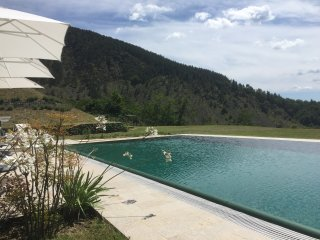 *SPECIAL OFFER* VILLA PODERE GAIA 16P with Pool 5x20 free WiFi BBQ near 5 Terre