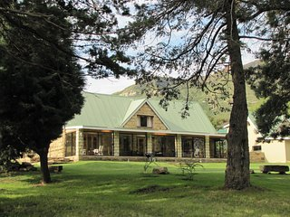 Luxury Apartment Suites, BnB in Clarens, Free State