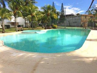 Cosy Villa in La Balade Tourist Resort, Coast Road, Trou aux Biches, Mauritius
