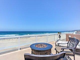 New! Prime 4BR San Diego House - Steps to Beach!