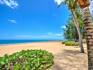 New! Beachfront 3BR Duplex Condo w/ Terraces!