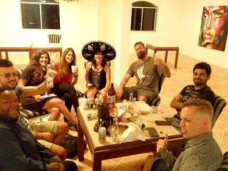 Nirvana Hostel Cancun