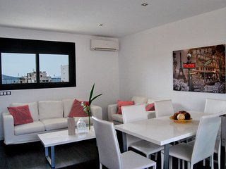Penthouse apartment for 6 in the center of Puerto Pollensa