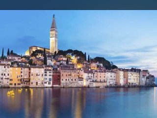 Rovinj spectacular Sea-view