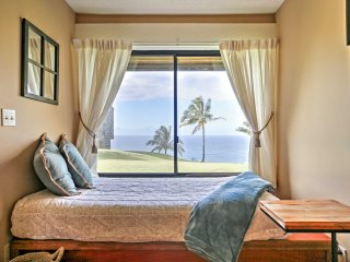 NEW! 'Sealodge' 1BR Princeville Oceanfront Condo!