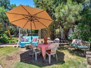 Cozy Albuquerque Casita in Downtown w/ Back Patio!