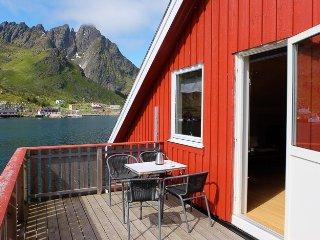 Annebua  Cabin in Hemmingodden Lofoten Fishing Lodge