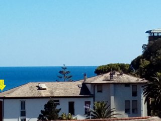 MONTEROSSO MESCO SEA VIEW FLAT