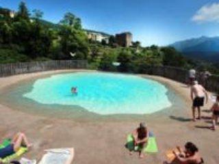 Appartement entièrement situé au rez-de-chaussée de chaussé, aluguéis de temporada em Valle-di-Rostino