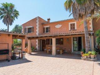 BARCELLA - Villa for 10 people in Llubi