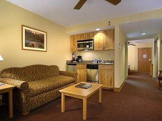 2 Bdrm Ski in out Condo at the Grand Lodge