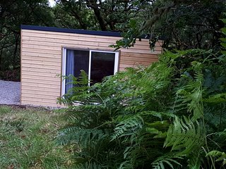 Acorn Wood Glamping Oak Tree Cabin