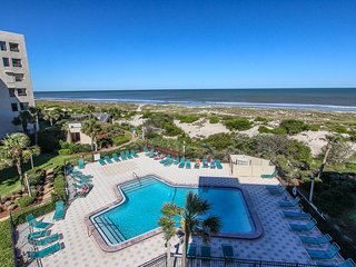 Oceanfront condo superbly renovated w awesome views