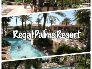 Ariel's Grotto- 4 Bedroom Regal Palms Townhome  ~ RA79339
