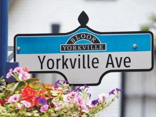 Modern 1bdrm in Yorkville (Yonge & Bloor)