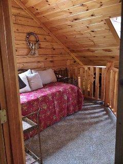 Loft outside Master Bedroom