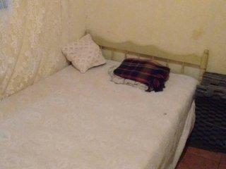 Quarto cômodo e confortável em vila residencial