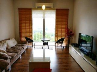 Serene 3-bedroom Condo Sea View at Tanjung Bungah
