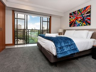 Auckland Serviced Apartment 18th Floor Metropolis With City & Harbour Views - 1