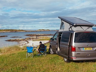Four Seasons Campers Campervan Hire Scotland