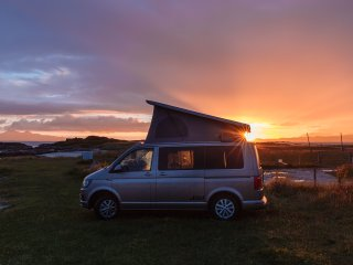 Campervan rental at it's best!