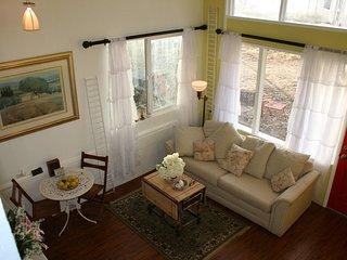 The Dream Cottage on Morro Bay California Bird Sanctuary ~ RA44971