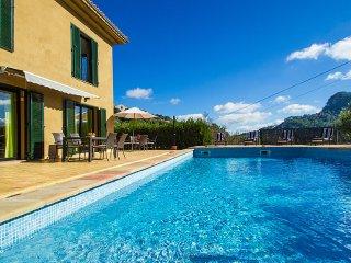 Fantastica Finca con piscina en Galilea