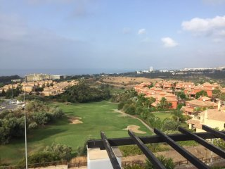 Panoramic Sea Views Luxury Townhouse in Santa Clara Golf, Marbella