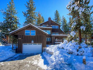Luxurious Heavenly Valley Rental for 12 ~ RA760