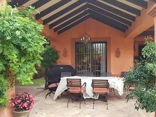 A Stunning Villa in the Heart of Marbella for Short Term Rent