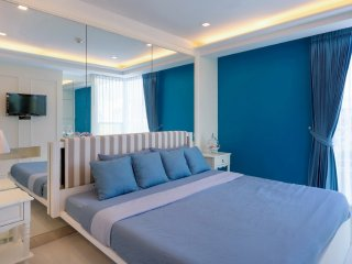 One-Bedroom Grand Suite with SofaBed_4G - Rocco HuaHin Condominium