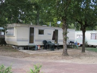 Mobile Home  4 star site, pools, slides play area sleeps 6, 2 bedrooms, bathroom