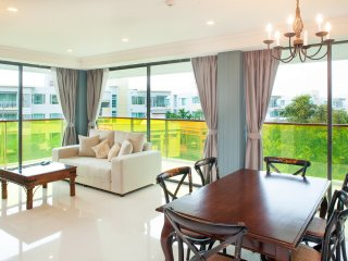 Two-Bedroom Suite with SofaBed_4K Pool View- Rocco HuaHin Condominium