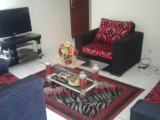 Appartement meuble a Hann mariste 1