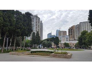Modern Apartment in center of Baku