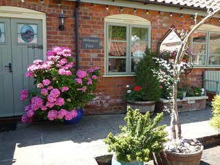 An Award winning cottage, Milkmaid has been renovated from an old Dairy Farm.