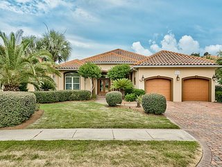 Incredible, Updated Beach Home in Destiny East with Private Pool & Golf Cart