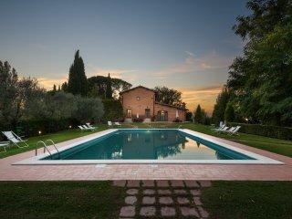 Apartment 'L'Aia' at La Casa delle Querce - Montepulciano