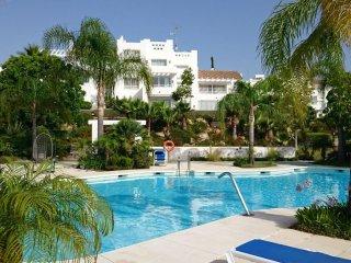 ALcazaba Crystal Lagoon Estepona, Casares, LUXUS-Ferienwohnung für 6 Personen