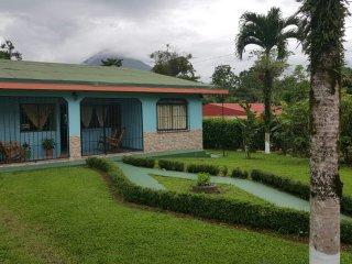 Casa vacacional en la fortuna de san carlos.
