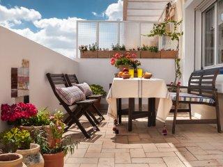 Céntrico y luminoso apartamento en el centro de Sevilla, ideal para familias