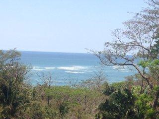 Villas indépendantes toutes équipées vue sur l'ocean Pacifique pour 4 ou 6 pers