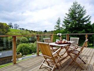 10 Lake View located in Lanreath, Cornwall