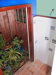 Master Bedroom Ensuite Garden Shower
