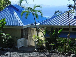 Ocean View Villa in Cruz Bay-Pillsbury Sound House